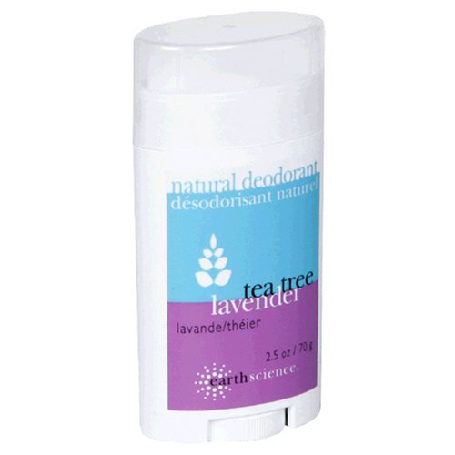 - Deodorant - Tea Tree & Lavender 2.45 oz.