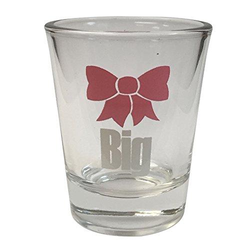 Big Sister Sorority Shot Glass (Sigma Chi Shot Glass)