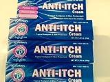 Dr. Sheffield's Anti-itch Cream with Histamine Blocker - 1.25 Oz. (3)