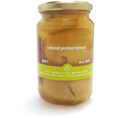Les Moulins Mahjoub Natural Pickled Lemon
