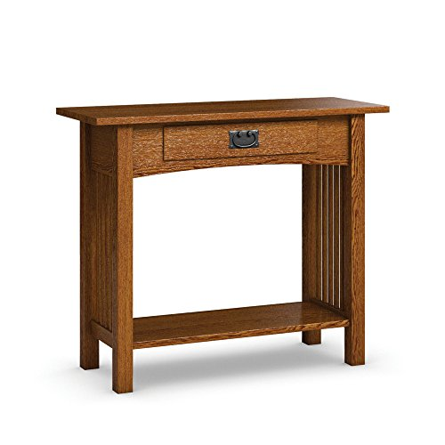 Caravel MH2609-12 Mission Hills Sofa Table, Oak