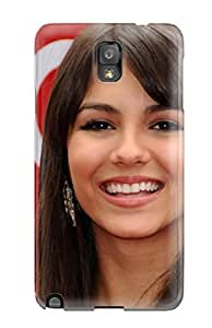 Galaxy Case Cover Specially Made For Galaxy Note 3 Victoria Justice