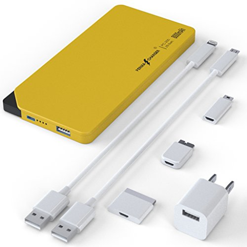 PermaCharger-8000-mAh-Ultra-Thin-Portable-Phone-Charger–Worlds-Only-Universal-USB-Battery-Backup-with-5-FREE-Mobile-Cell-Phone-CablesConnectors-1-FREE-AC-Wall-Adapter-and-1-Built-In-Micro-USB-Cable-M