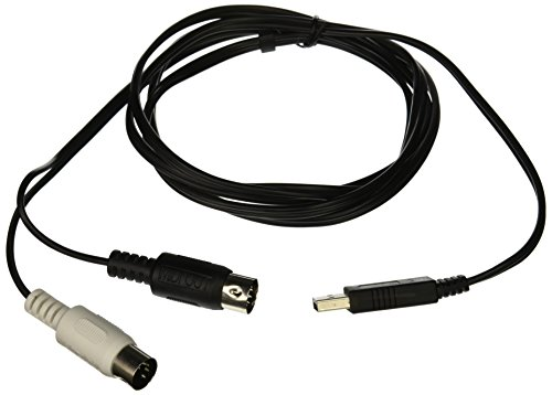 Alesis USB-MIDI Cable   AudioLink Series MIDI-to-USB Cable (6 feet) by Alesis
