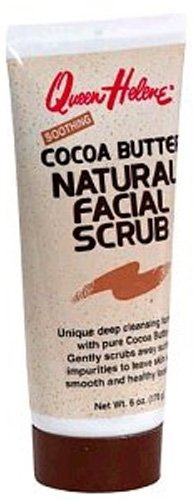 (Queen Helene Face Scrub, Cocoa Butter, 6 oz, 2)