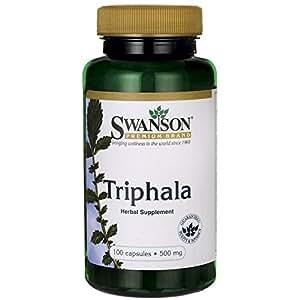 Swanson Triphala 500 mg 100 Caps