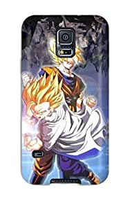 Everett L. Carrasquillo's Shop 1861365K97152474 Snap-on Case Designed For Galaxy S5- Goku And Gohan