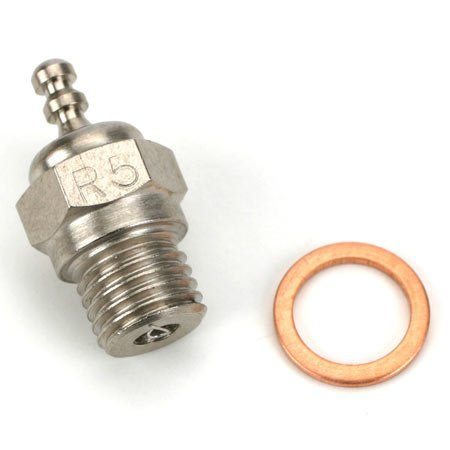 Dynamite Platinum Glow Plug, #5 Cold, DYNP5605 (Plug Glow Cold)