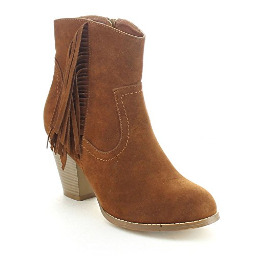 Refresh DION 02 Womens Stacked Booties product image
