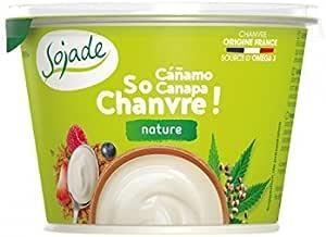Sojade Yogurt Cañamo Natural 250G Bio Sojade 1 Unidad 250 g ...