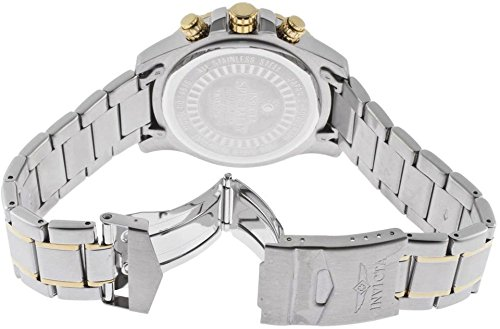 Invicta-Mens-14876-Specialty-Chronograph-18k-Gold-Ion-Plated-and-Stainless-Steel-Watch
