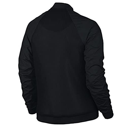 8da716e529e3 low-cost Nike Women s Tech Hyper Mesh Bomber Jacket (725850-010 ...