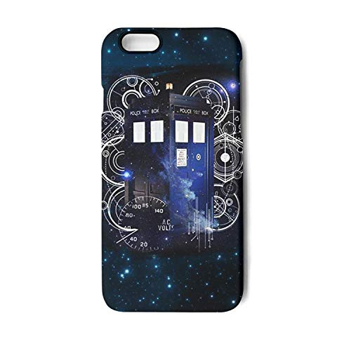 Mobile Phone case iPhone 7/8 Plus Doctor-Who-Tardis-in-Space- Best air Basic iPhone 7 Plus -