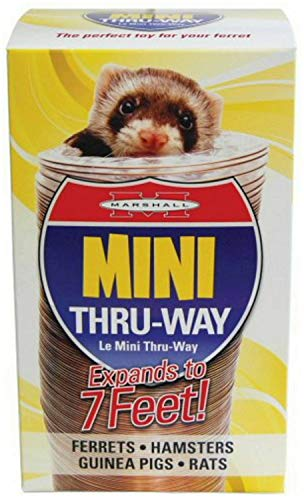(Marshall Mini Thru-Way Small Animal Tunnel, 6 Pack)