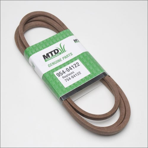 MTD 954-04122 46-Inch Deck Drive Belt for Riding Mower/Tr...