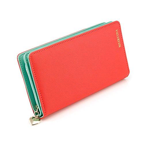 Zip Wallet Clutch - 4