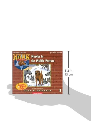 Murder in the Middle Pasture (Hank the Cowdog) by Brand: Maverick Books (TX)