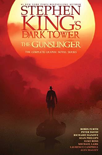 Stephen King's The Dark Tower: The Gunslinger: The Complete Graphic Novel Series
