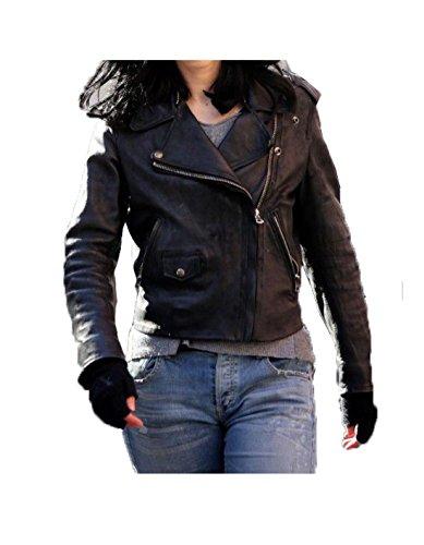 Jessica Jones Cosplay - Jessica Jones Krysten Ritter Black Real