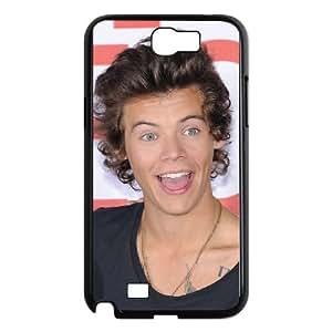 Harry Styles Samsung Galaxy N2 7100 Cell Phone Case Black SA9698732