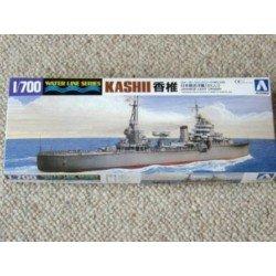 1/700 INJ KASHII Japanese Light Cruiser Water Line -