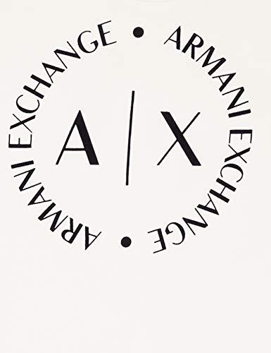 Exchange white shirt Blanc Homme Armani 1100 Sweat SwqadS0