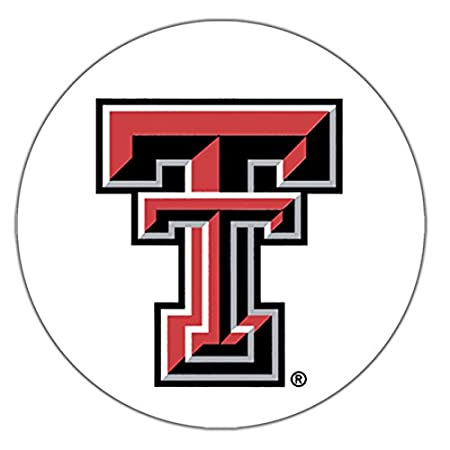 2-Pack Thirstystone Texas Tech University Dots Car Cup Holder Coaster