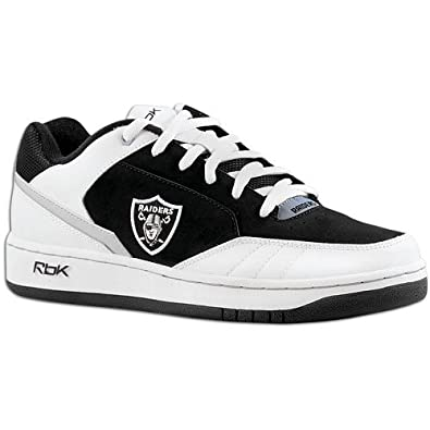 d07915c93dd Reebok Men s NFL Raiders Recline PH2 Sneaker