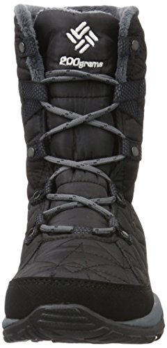 Columbia Damen Loveland Mid Omni-heat Waterproof Schwarz (nero, Sale Marino 010)