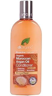 Dr Organic Acondicionador Capilar Moroccan Argan Oil 265 ml