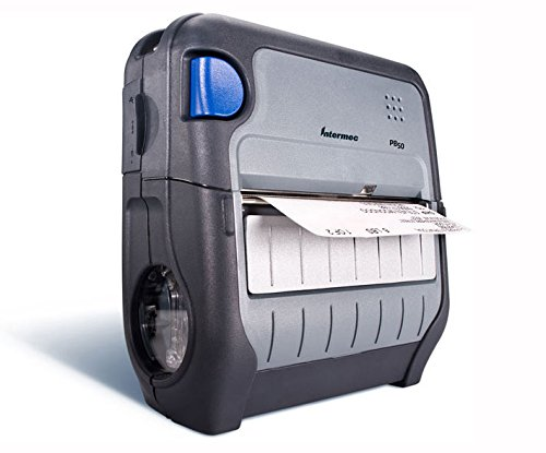 Intermec PB50 Direct Thermal Printer - Monochrome - Portable - Label Print - 4.39