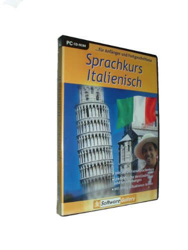 Italienisch-Kurs Software Lernprogramm Lernsoftware NEU