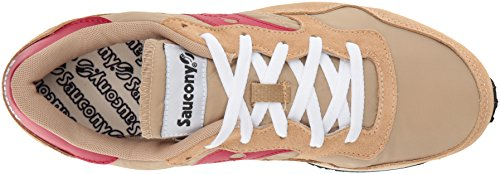 16 Trainers Tan Vintage Saucony Unisex White 15 Blu Beige S70369 Adults' DXN Red Gry xx8POFw