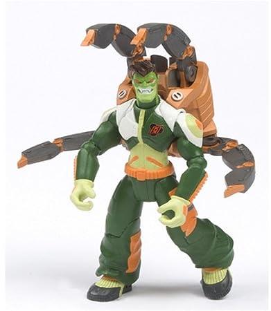 Hasbro Action Man 5 Muteenz: Amazon.es: Juguetes y juegos