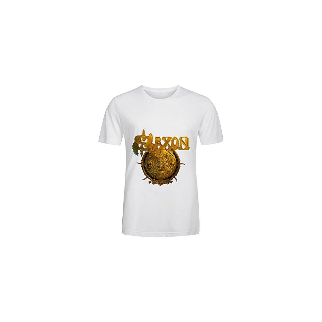 Saxon Sacrifice Camiseta
