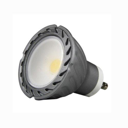 Dicroica GU10 LED COB 8W 100º Luz cálida 3000K de alta luminosidad 700 Lm.: Amazon.es: Iluminación