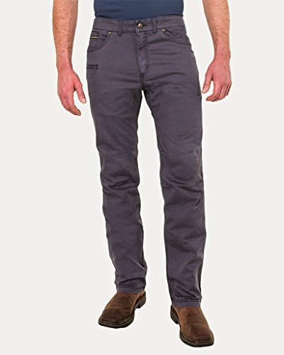 (Noble Ranch Tough Pant-Asphalt 30-36 )