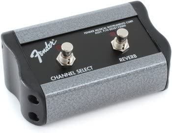 Fender 2 Button Footswitch Channel Perfromer product image