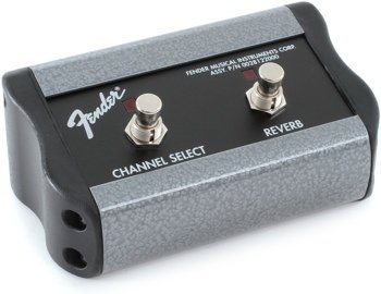 Buy fender twin reverb footswitch