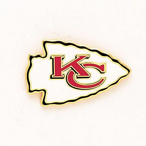 (NFL Kansas City Chiefs Collector Pin Clamshell)