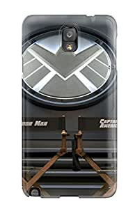 ZippyDoritEduard Perfect Tpu Case For Galaxy Note 3/ Anti-scratch Protector Case (avengers Movie People Movie)