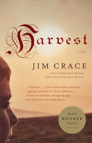 Harvest: A Novel cover