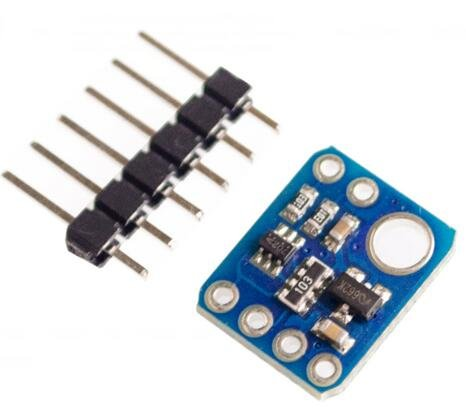 LILIERS 5pcs/lot GY-530 VL53L0X World smallest Time-o f-Flight (ToF) laser ranging sensor