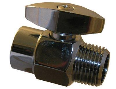 Larsen Supply 08-2471 Brass Shower Head Flow Adjuster by Larsen