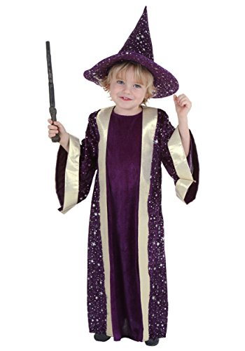 Toddler Wizard Costume 4T