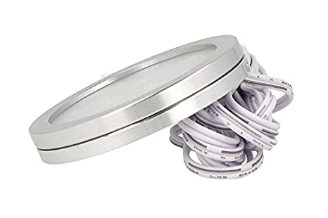 Mini Plafoniera Led 12v : Mini plafoniera luce led super slim w v bianco neutro amazon