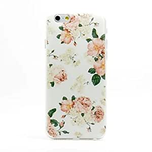LZX Specially Designed Pattern TPU Cover for iPhone 6 Plus