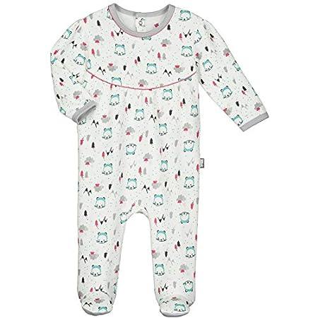 Pyjama b/éb/é molleton Glisse 68 cm Taille 6 mois