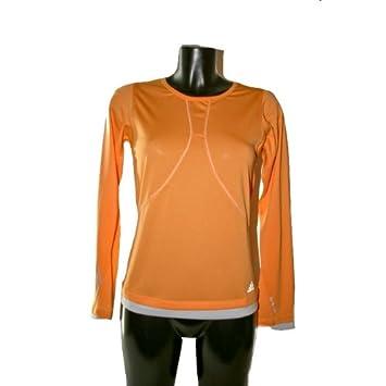 a611d7f5ca71 adidas DAMEN Jogging Runningshirt Langarm  quot RSP L S Tee W quot   ClimaCool