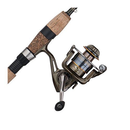 Shakespeare Wild Series Panfish Combo Walleye Series Spinning Rods